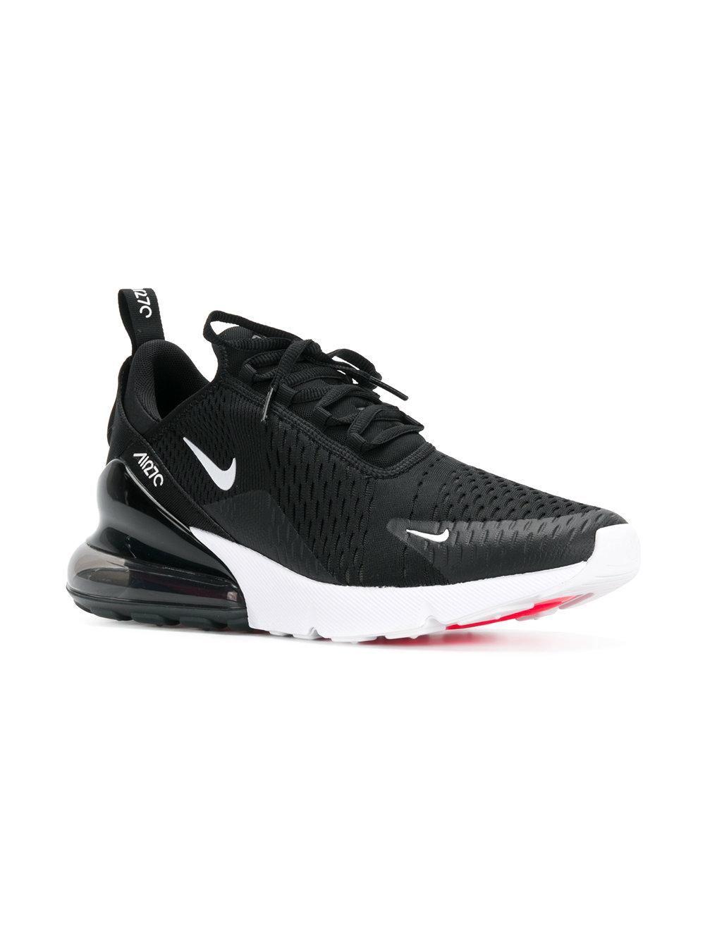 new product 397a6 49da2 Nike - Black Air Max 270 Sneakers for Men - Lyst. View fullscreen