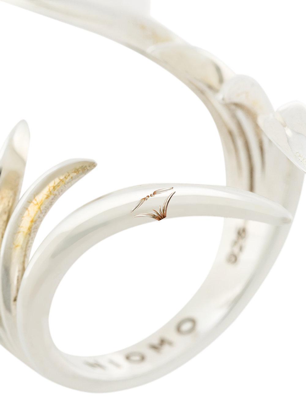 Niomo Nypa ring - Metallic ysm8WUOlP