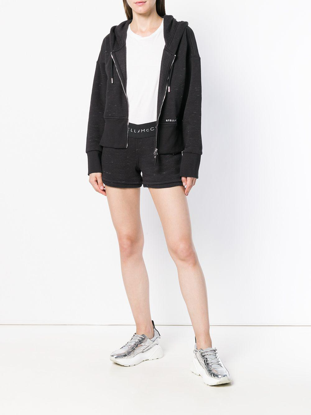9b66bababafcd Lyst - adidas By Stella McCartney Essentials Hoodie in Black - Save 38%