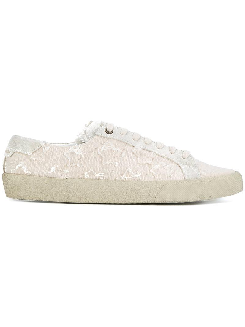 adidas Originals Off-White Court Classic SL/06 California Sneakers