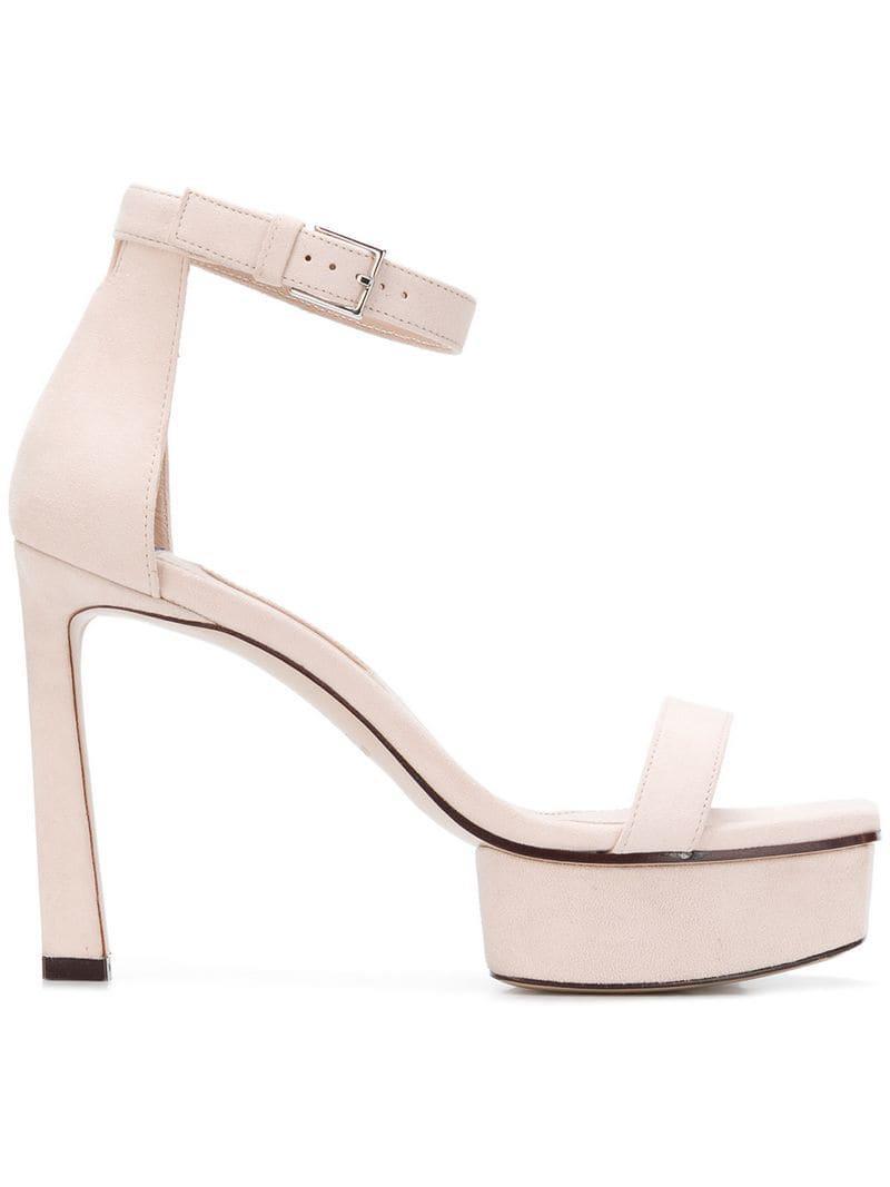 31236ebe472 Stuart Weitzman. Women s Platform Heel Sandals
