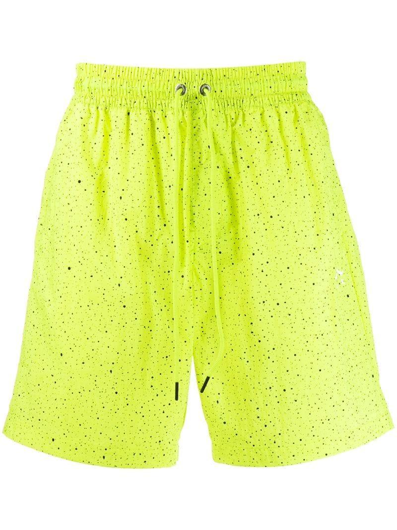 102fc654b18 Nike Jordan Jumpman Shorts in Yellow for Men - Lyst