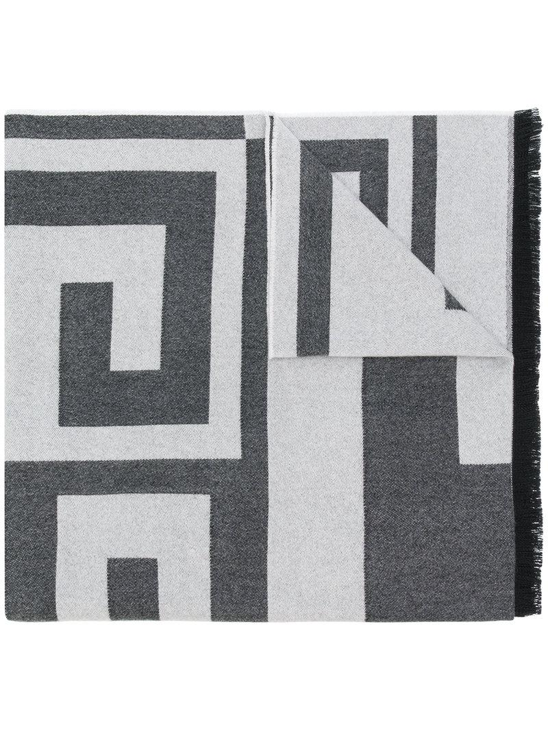 4G logo scarf - Multicolour Givenchy