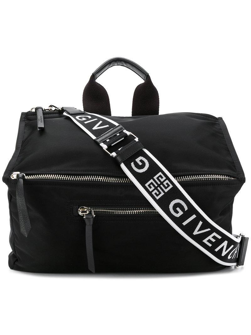 9e48a73819 Givenchy Pandora Bag in Black for Men - Lyst