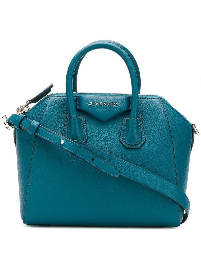 c35d11d639e Givenchy - Blue Antigona Tote - Lyst. View fullscreen
