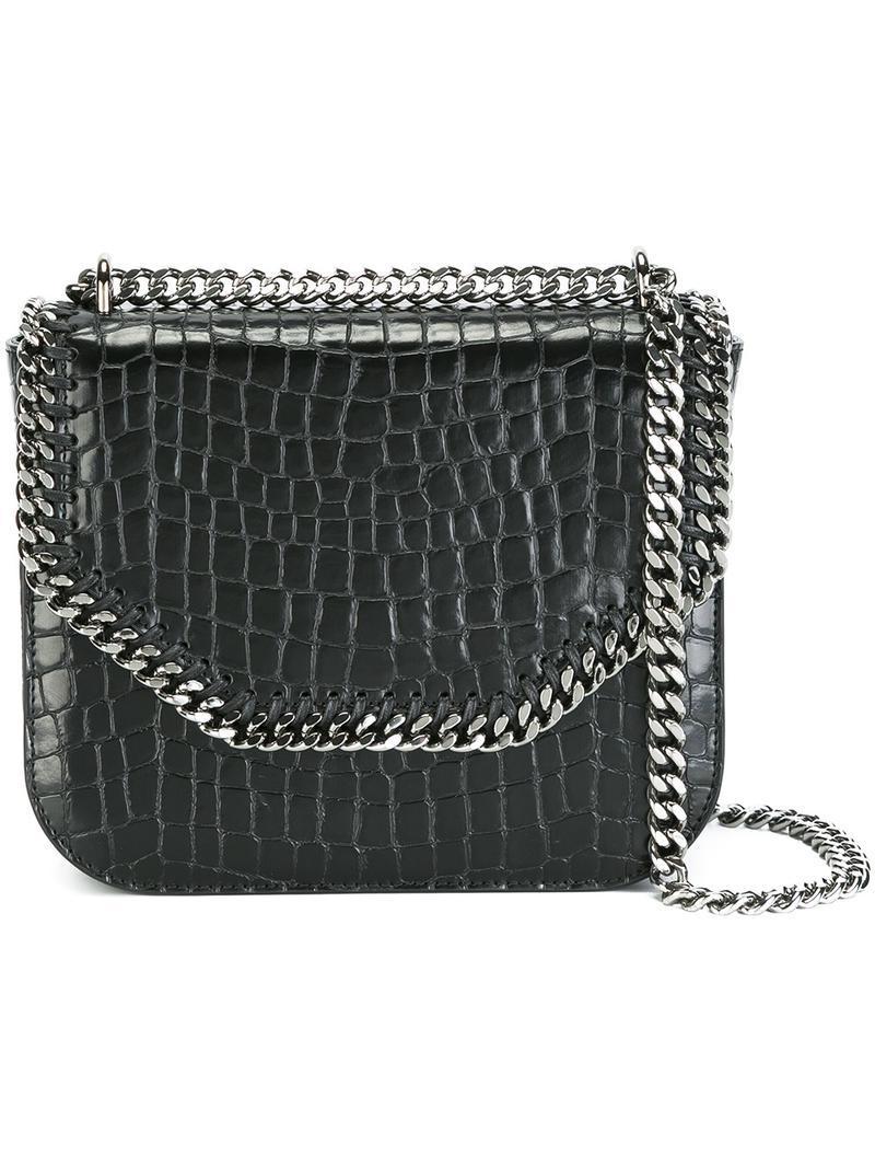 Falabella Box stars shoulder bag - Black Stella McCartney 5qFhdt12P