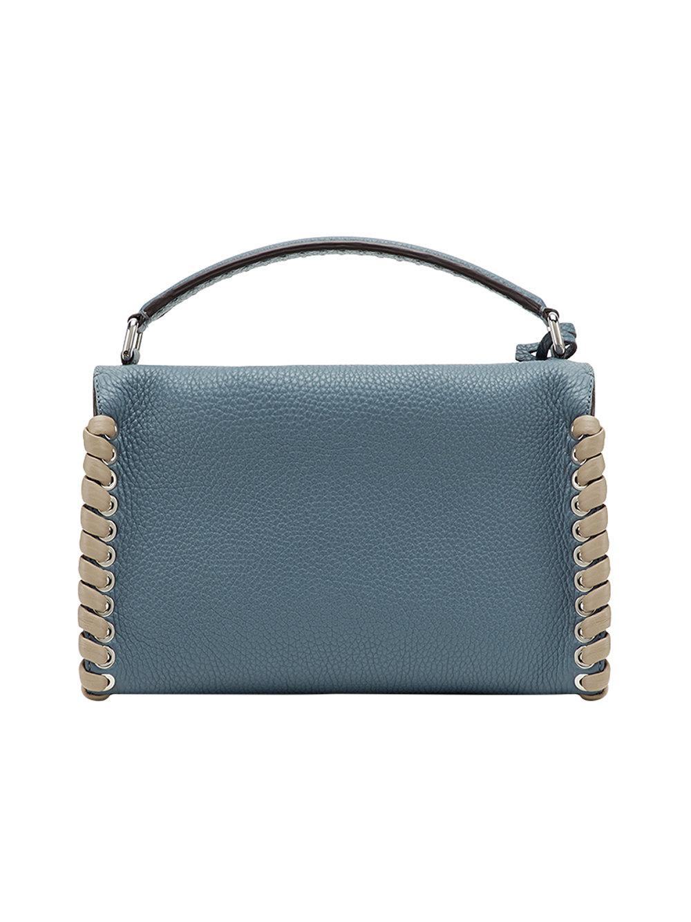 7e2f4502bc Fendi Lei Selleria Bag in Blue - Lyst