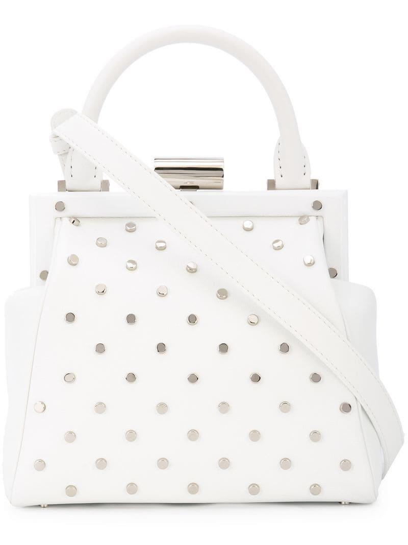 8bf5a8ab2a Perrin Paris Le Mini Attelage in White - Lyst