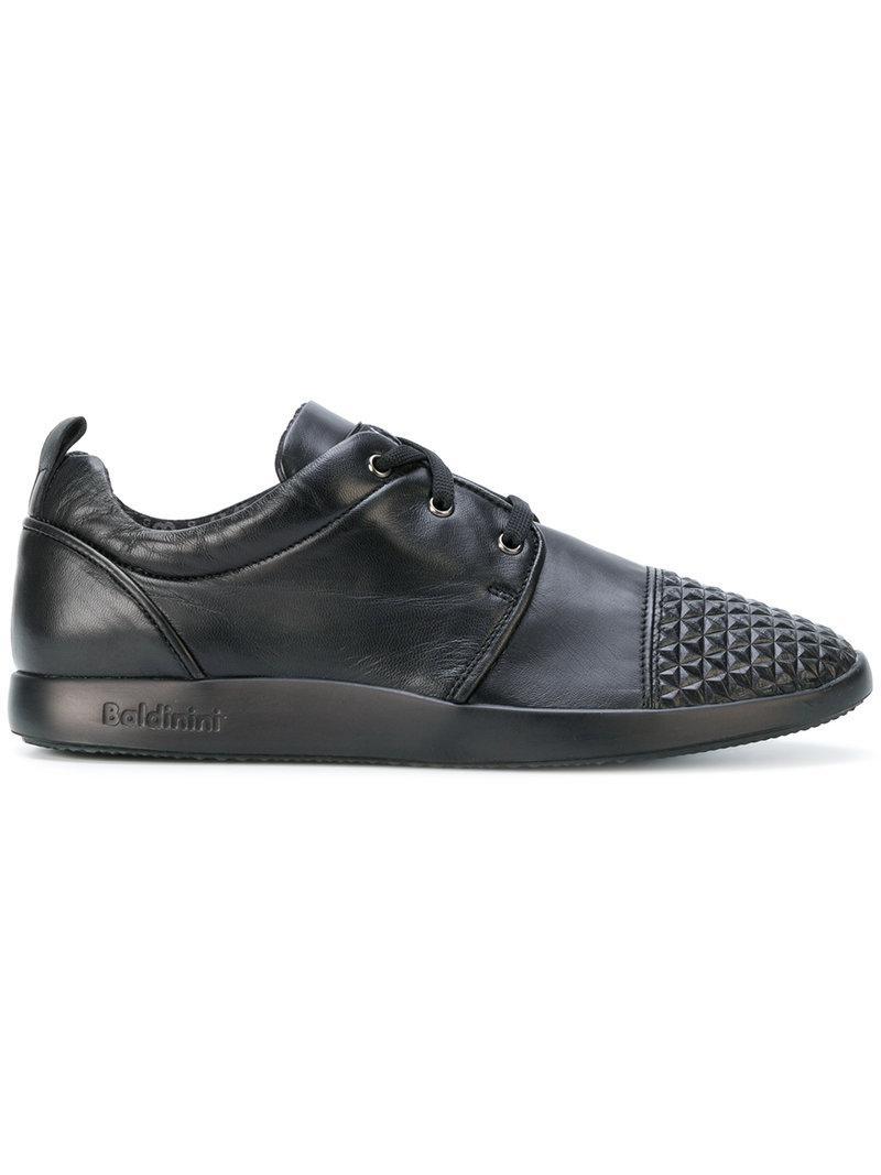 Baldinini Baskets À Lacets - Noir GQCOI6s8s
