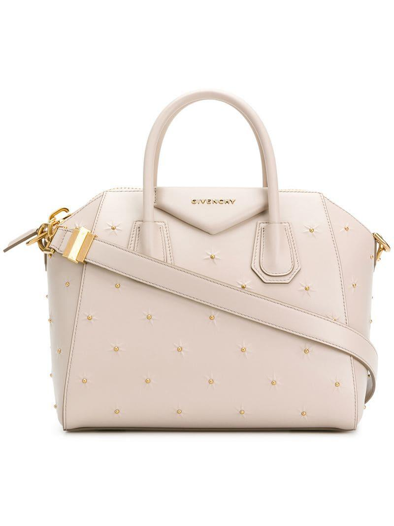 0b56a66445 Givenchy. Women s Studded Antigona Tote