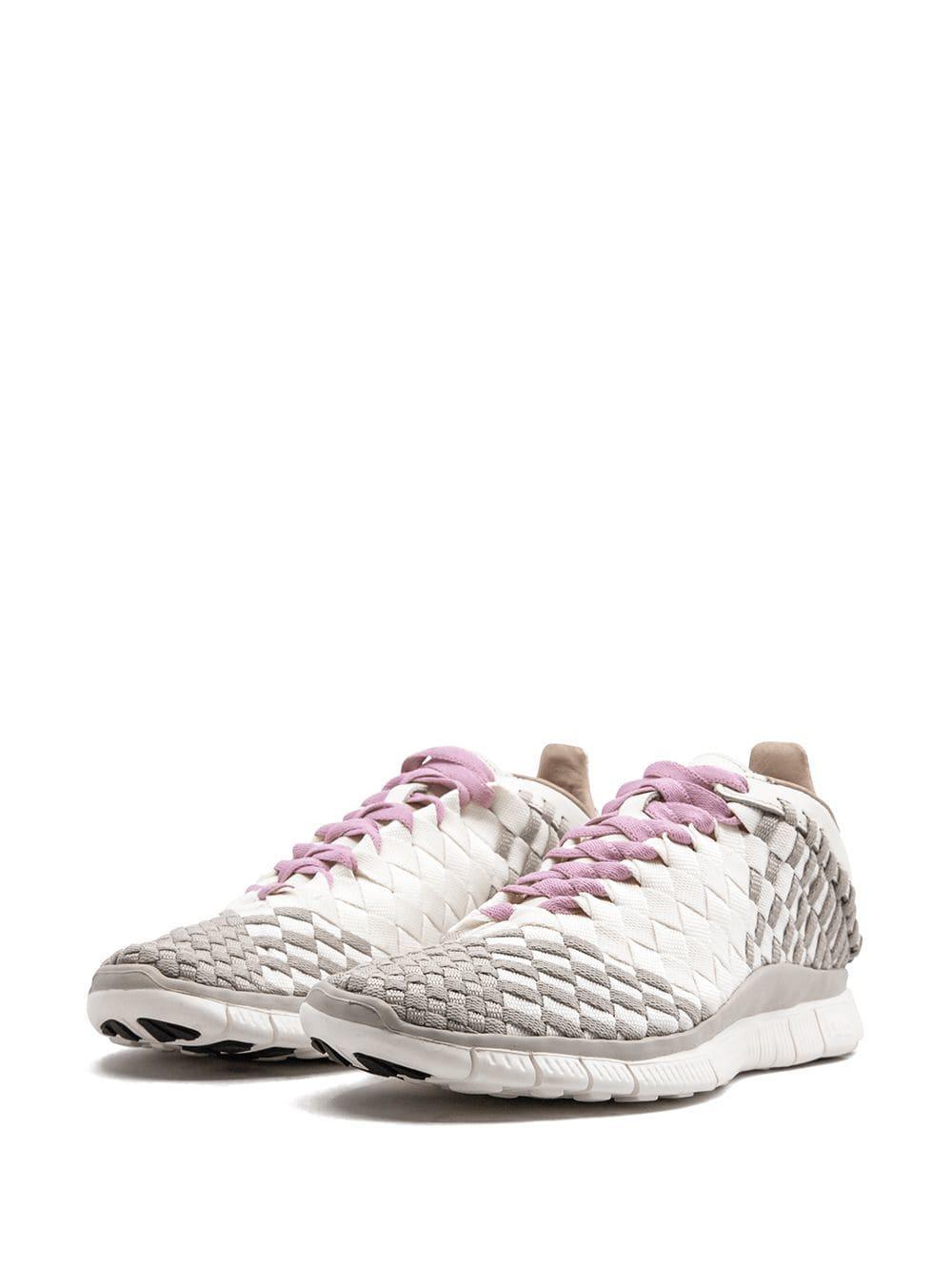 e17033743b35 Nike - White Free Inneva Woven Trainers - Lyst. View fullscreen