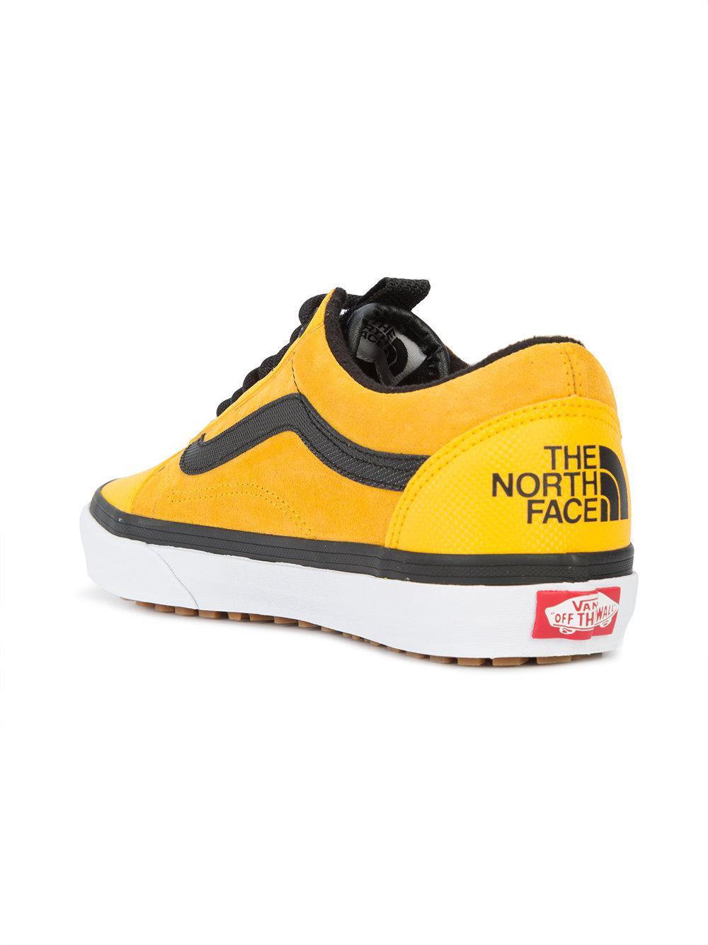 vans x the north face old skool mte schoenen