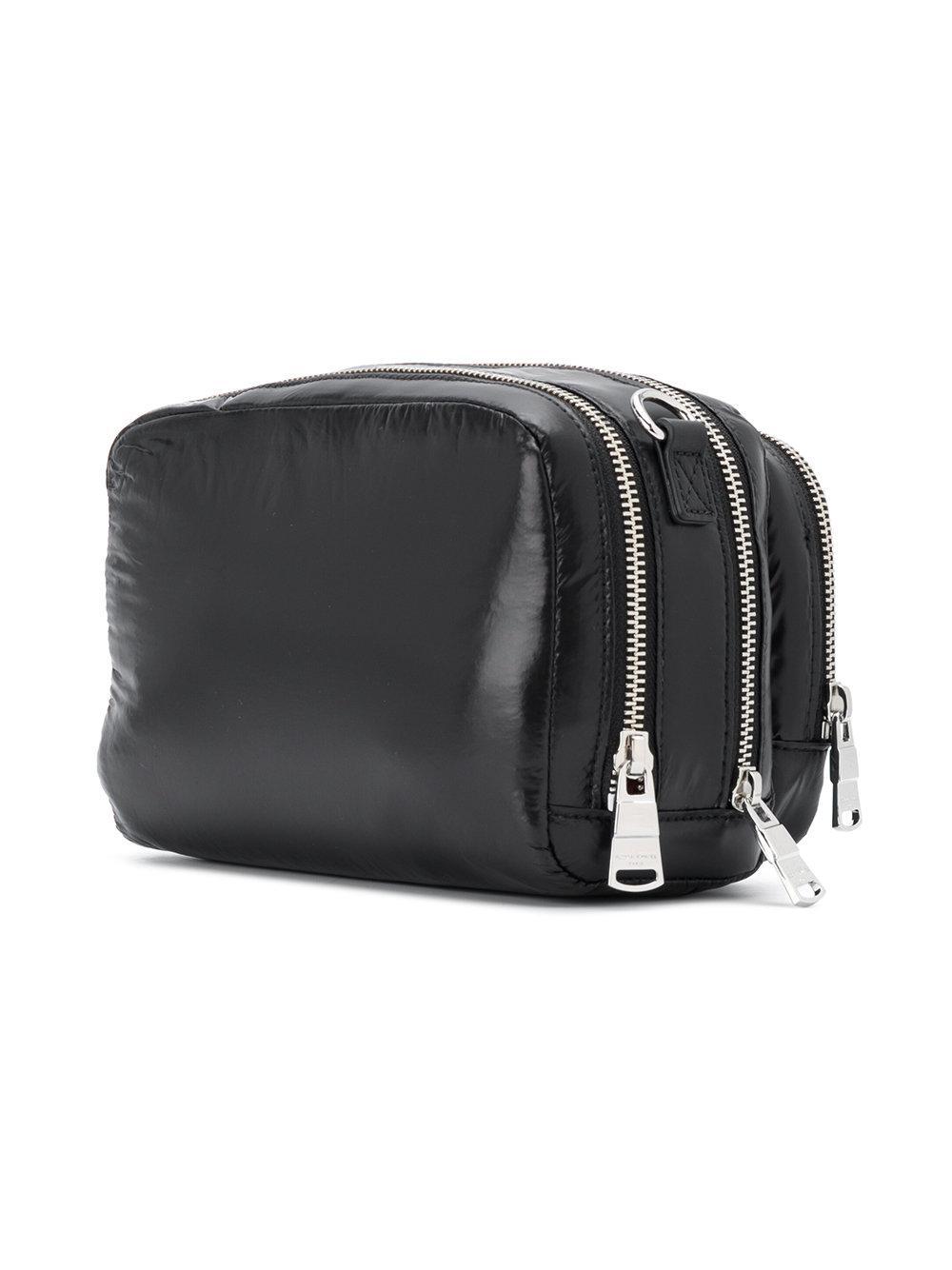 d7fda7678 Sonia Rykiel Forever Nylon Camera Bag in Black - Lyst