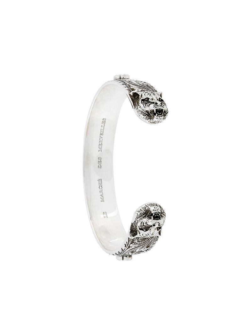 e57b3fd1f Gucci Mane Tiger BraceletLeather Name Bracelets