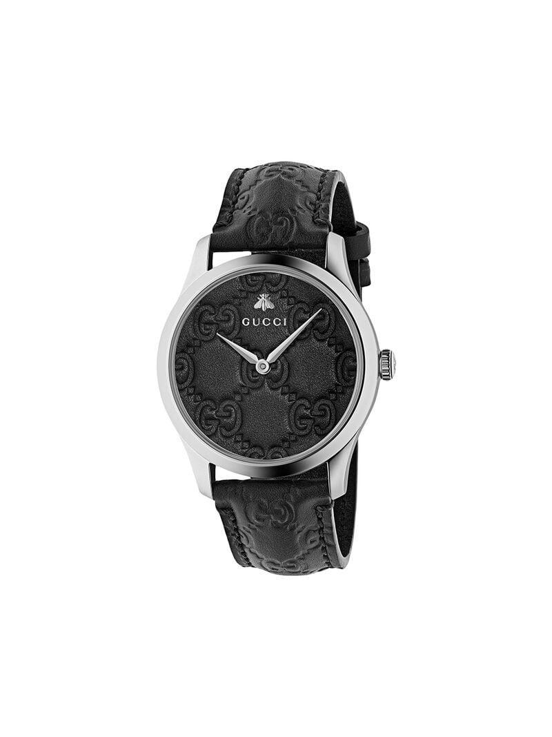 aee1c7c44 Reloj G-Timeless de 38 mm Gucci de hombre de color Negro - Lyst