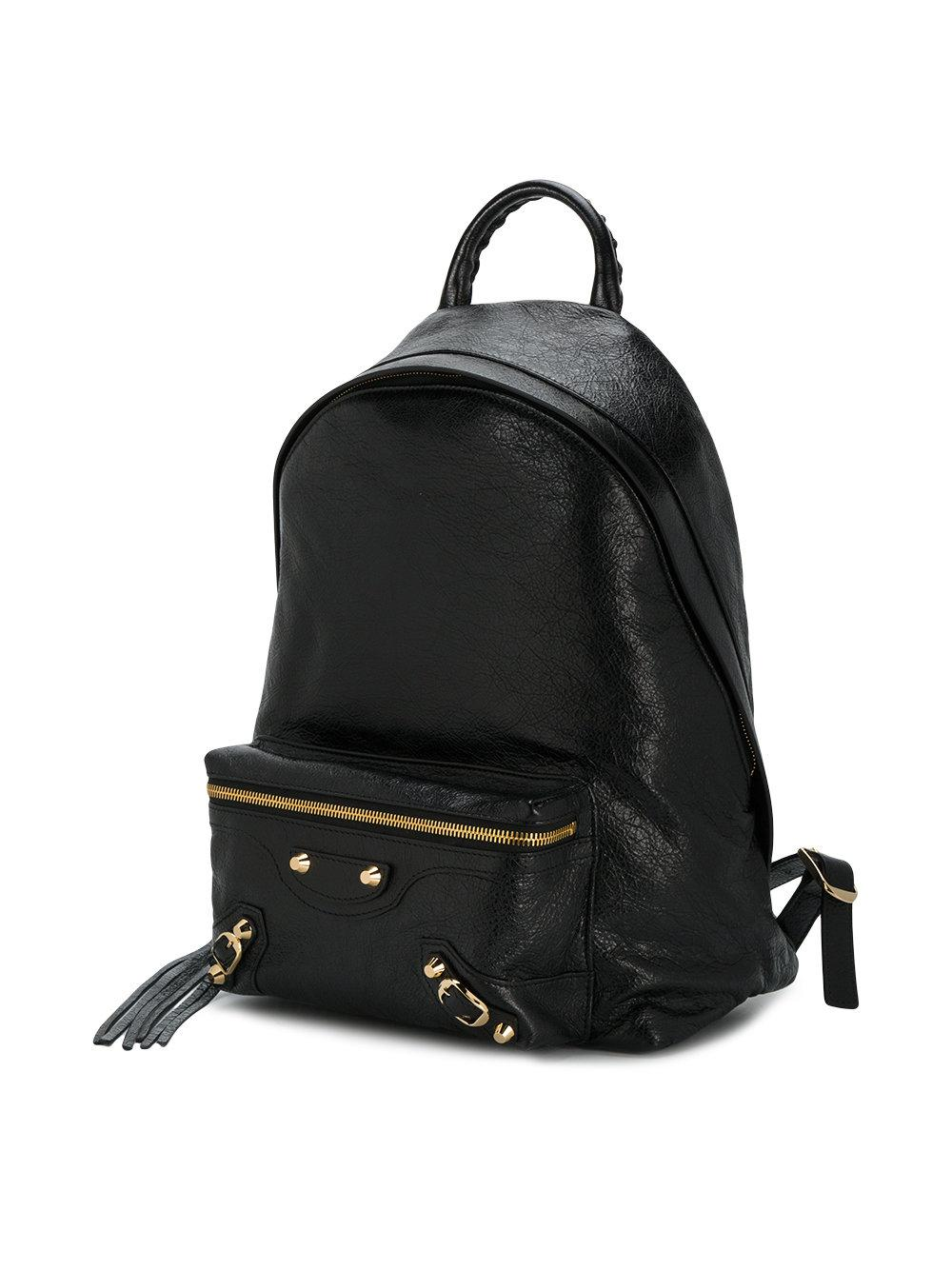54996d08cfc Lyst - Balenciaga Classic City Backpack in Black