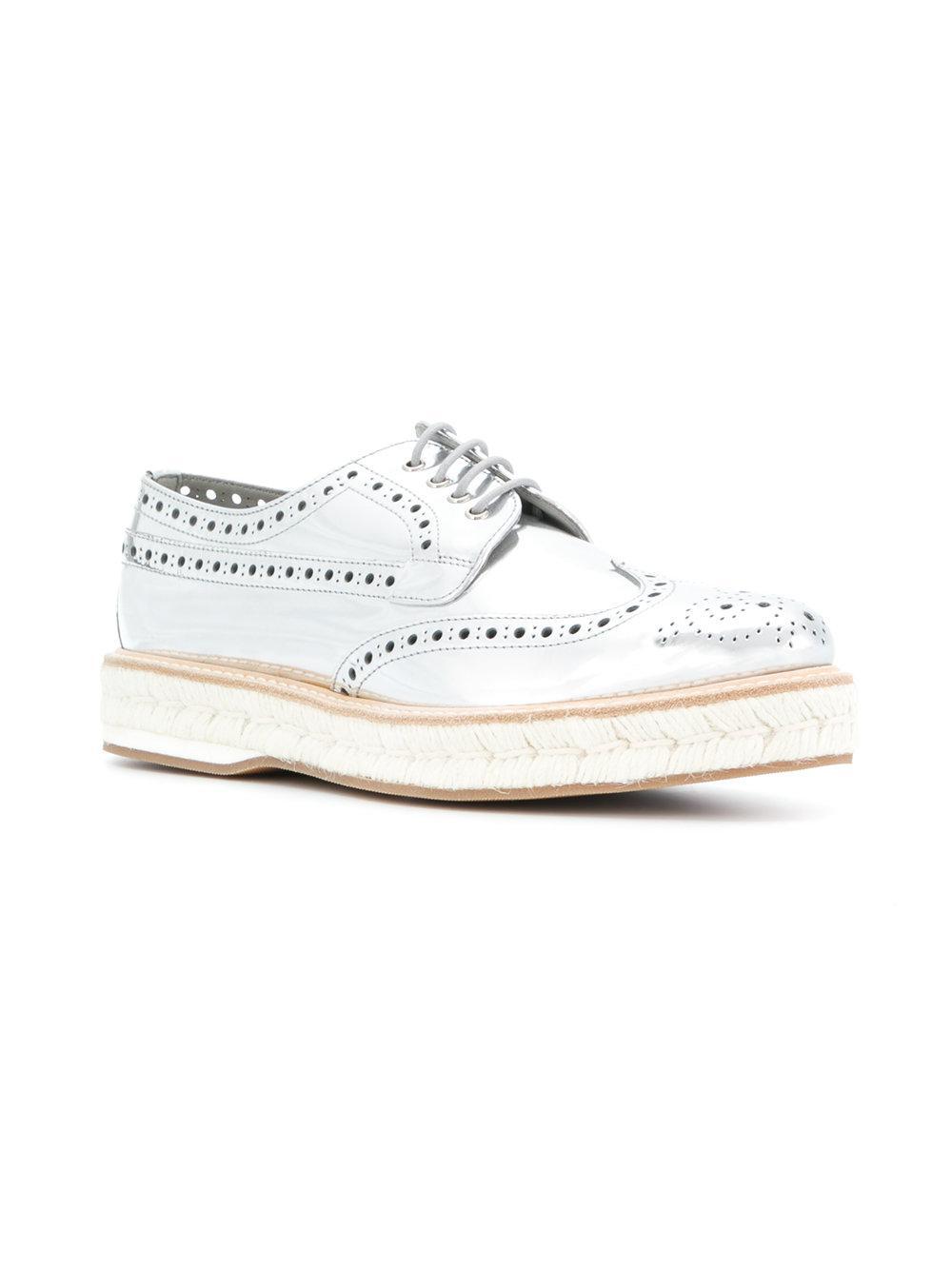 Chaussures Kelly Oxford De L'église - Métalliques JUf2imhL9