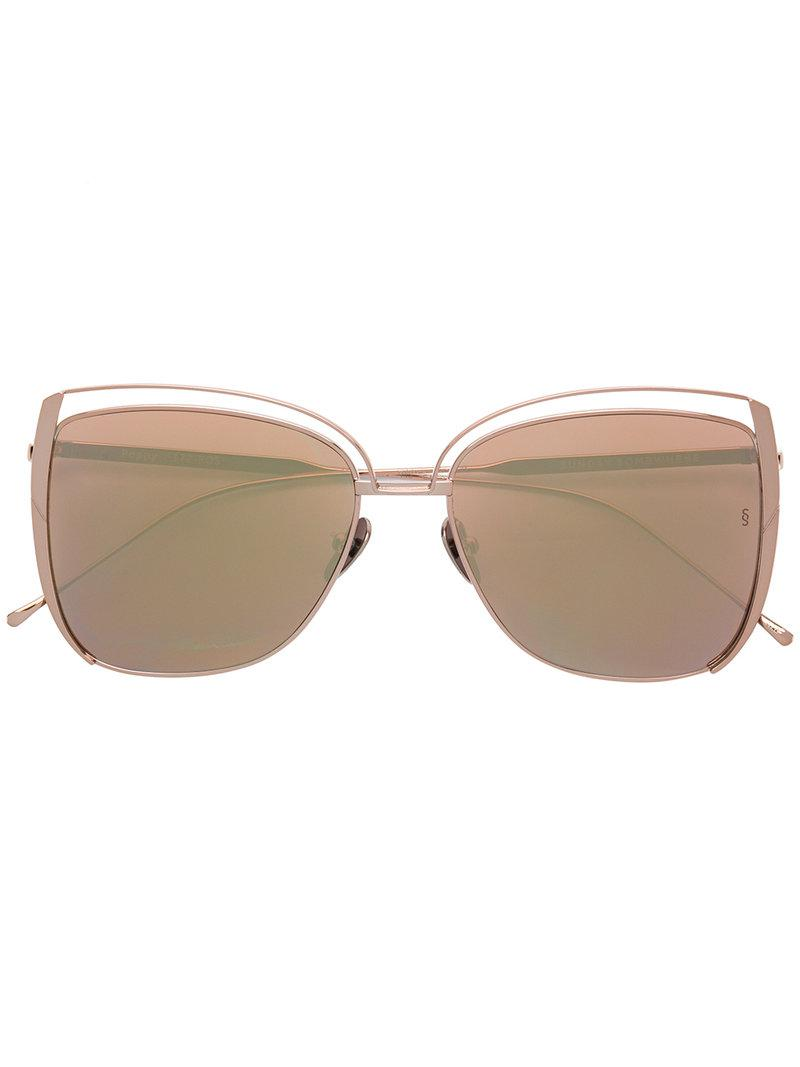 Sunday Somewhere Oversized square sunglasses qEqeJfTGe