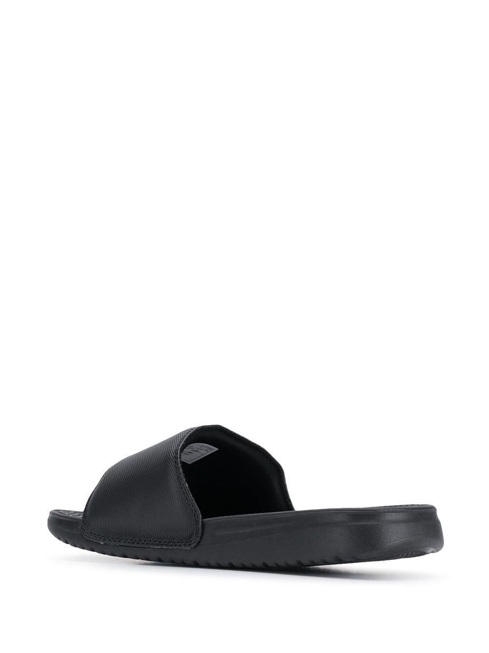 5573563c3028 Lyst - Polo Ralph Lauren Logo Patch Slides in Black for Men