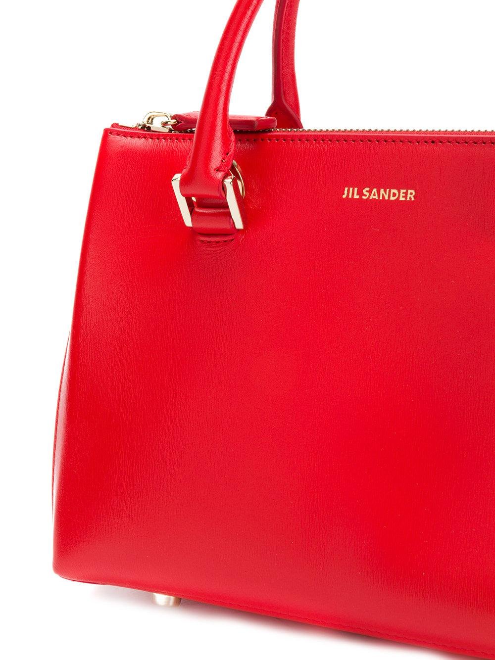 Clearance Authentic Jil Sander small logo tote Quality Original Discount  Newest Outlet Extremely 100% Original 6fbd002c97