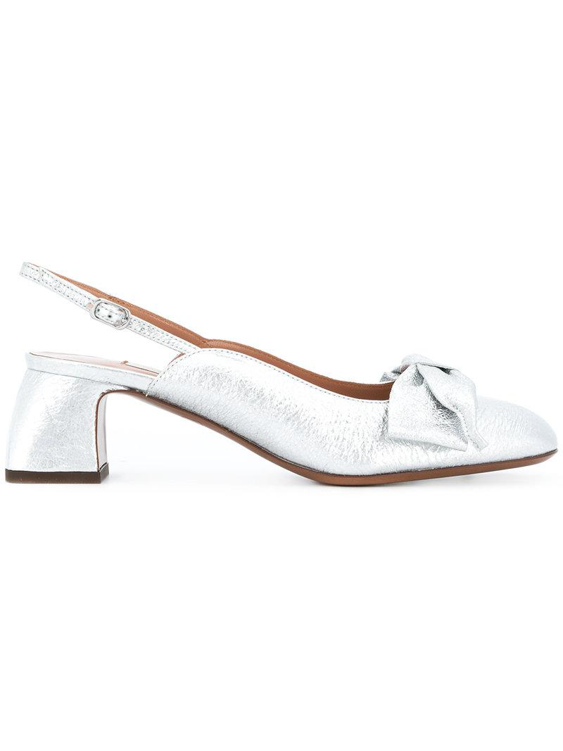 L'Autre Chose slingback sandals clearance real sale extremely buy cheap great deals how much online outlet low price ikT2n