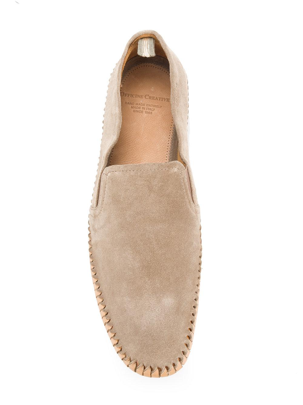 Maurice slip-on - Nude & Neutrals Officine Creative Cheap Sale 100% Original Buy Cheap Cheapest Price 7iyeZy