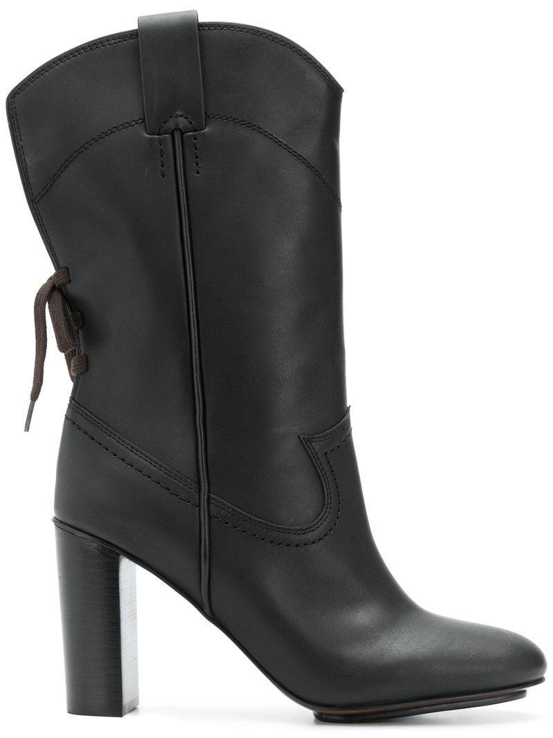 Chloé Stivali ankle boots Réduction Trouver Une Grande Parfait Pas Cher À Vendre Finishline SmyIspaGnr