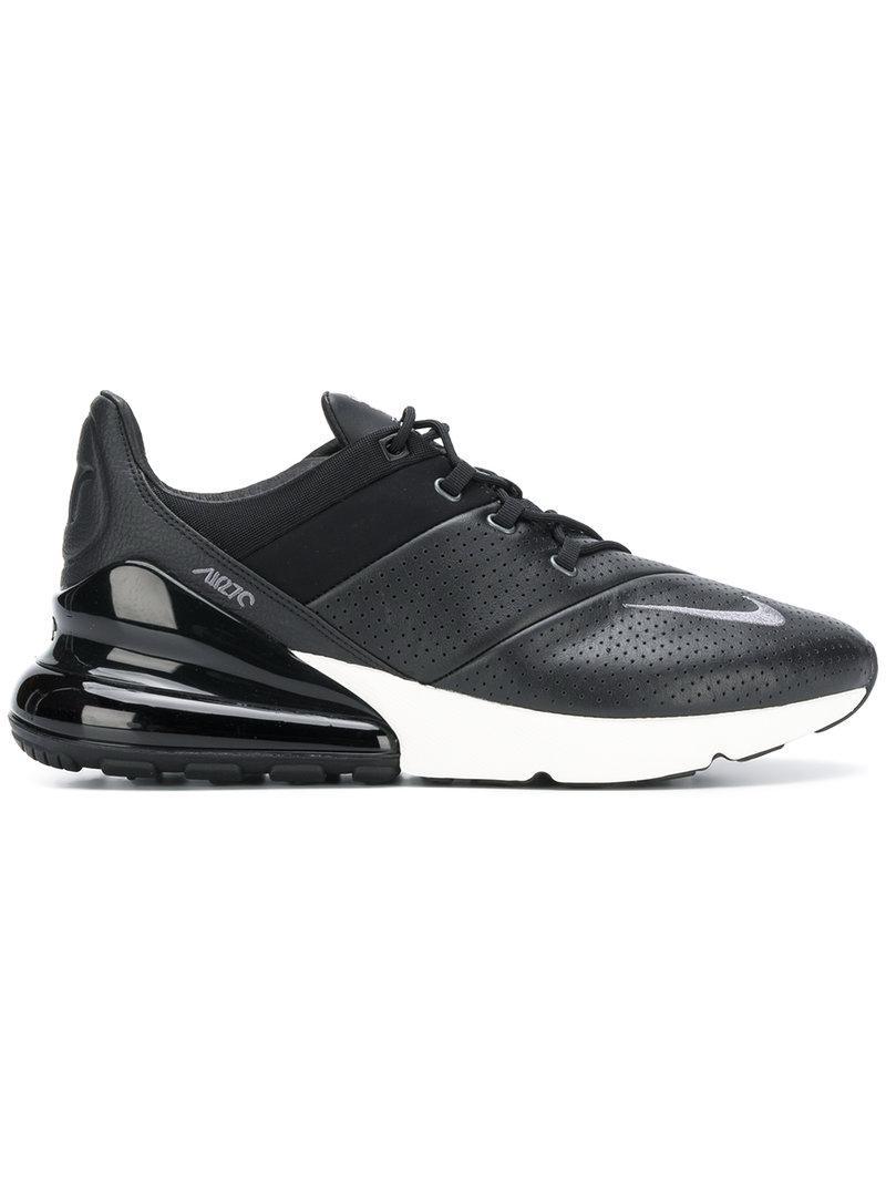 b7f6c10152b2 Lyst - Nike Airmax 270 Trainers in Black for Men