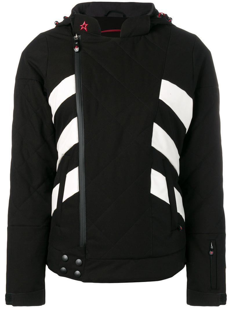 Imok in Black Moment Perfect Ii Lyst Jacket OqaZAwxE