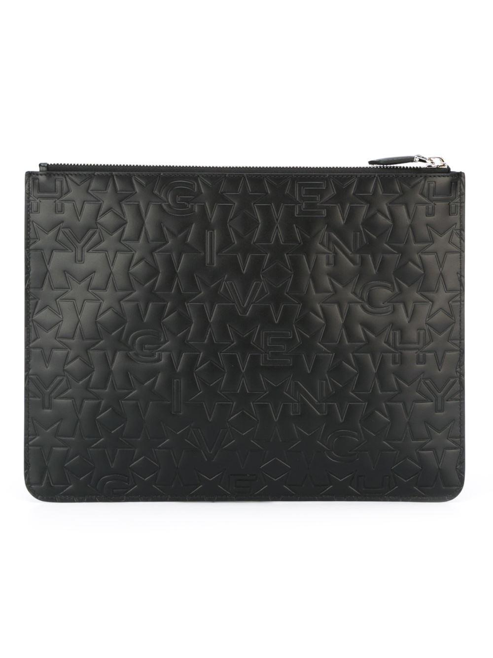 Creatures print zipped pouch - Black Givenchy Outlet Eastbay Sale Collections With Mastercard Cheap Price Pick A Best 100% Guaranteed Cheap Online NiJc2