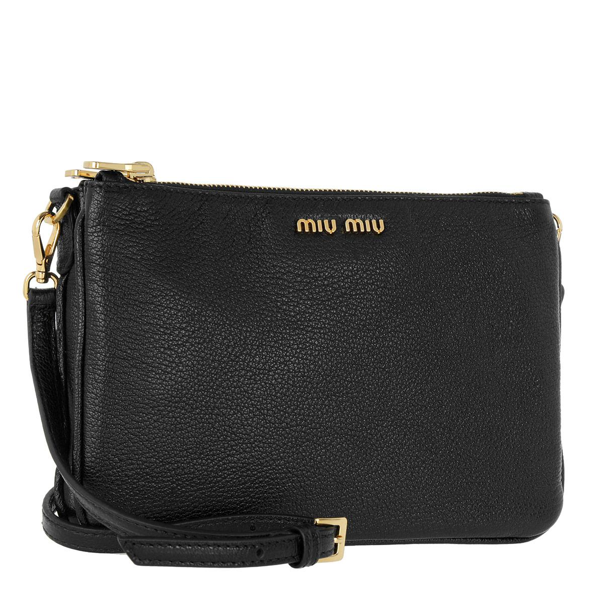 1c8a58d2e1a6 Gallery. Previously sold at  Fashionette · Women s Miu Miu Shoulder Bag ...