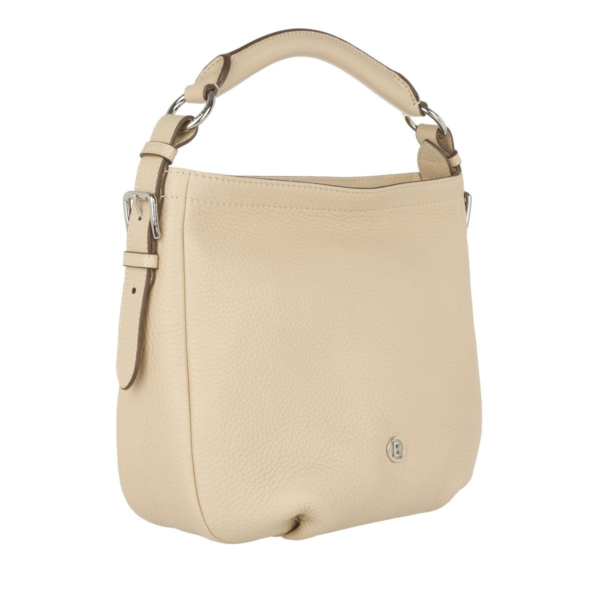 great look attractive price a few days away Bogner Fantasy Baby Aisha Hobo Bag Sand in Natural - Lyst