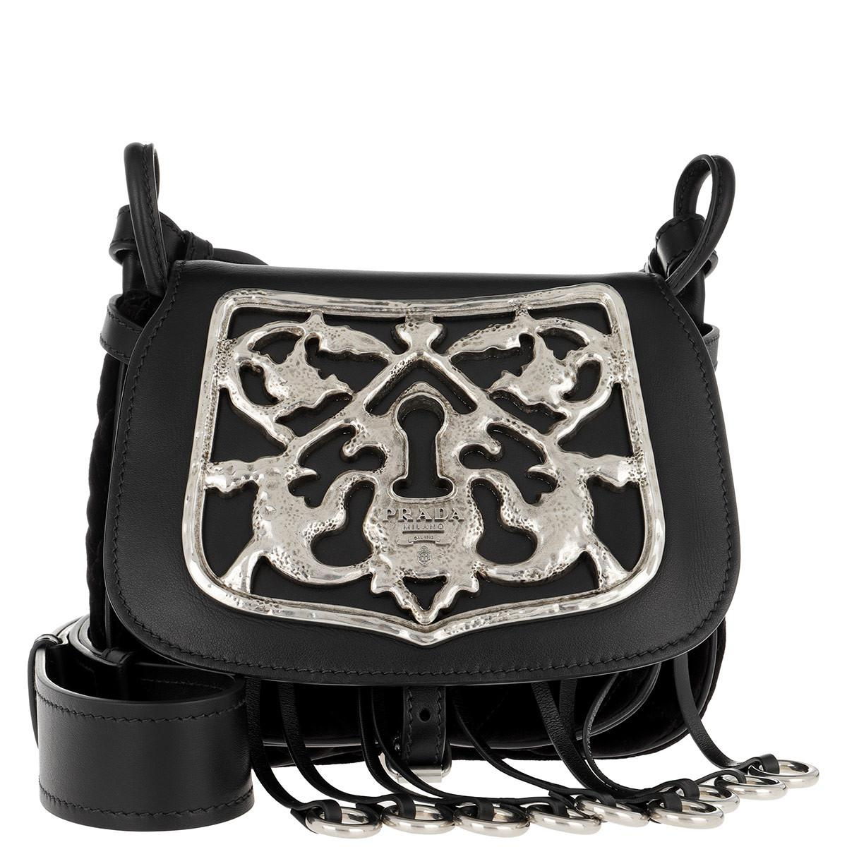 Cross Body Bags - Crosaire Crossbody Bag Black - black - Cross Body Bags for ladies Prada Reliable znkjSe7Wz1