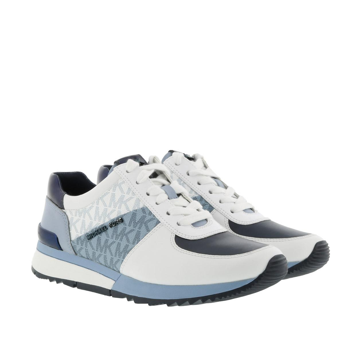 MICHAEL lFcSG63nDZ ALLIE TRAINER - Trainers - admiral/pale blue/optic white