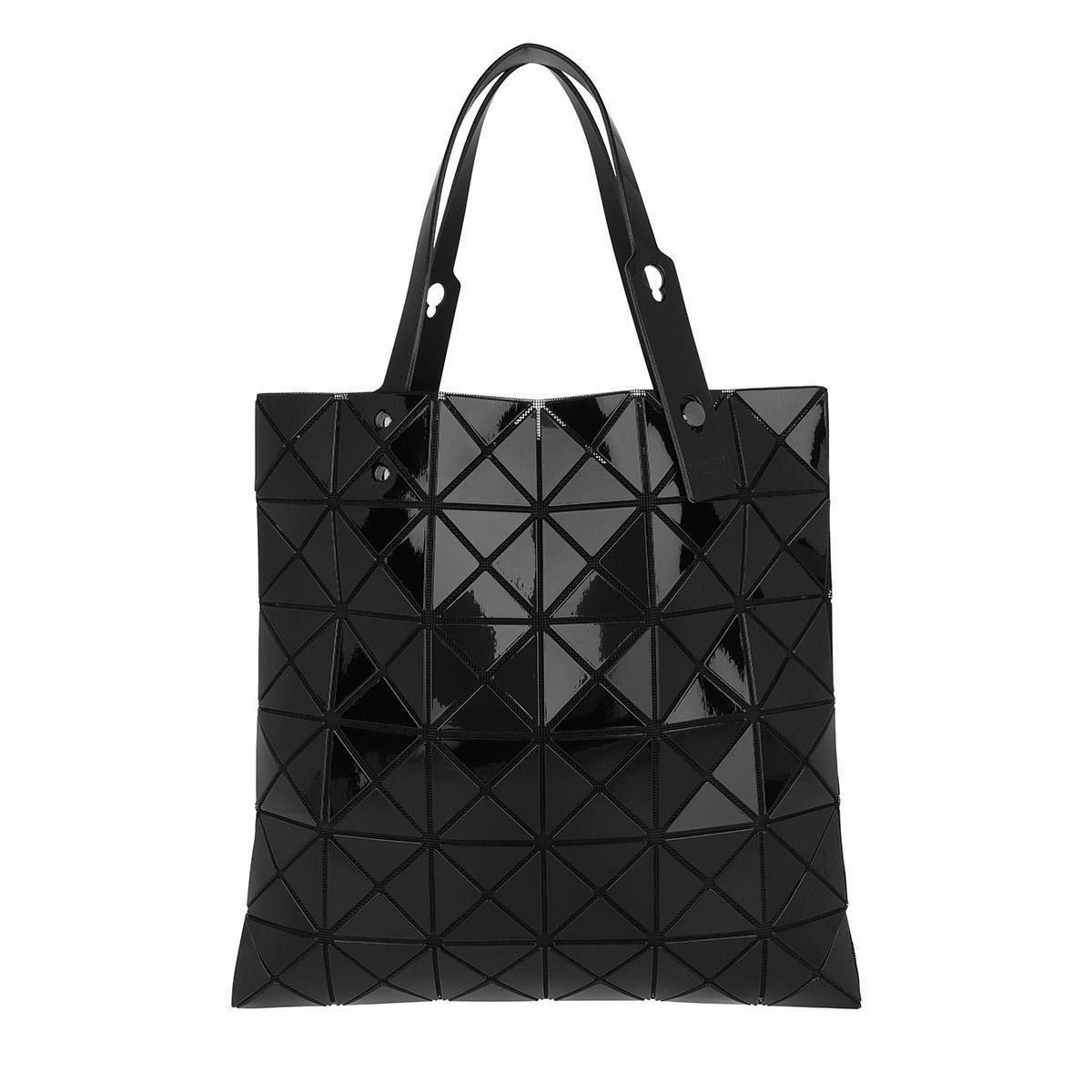 f3ed5d850a Bao Bao Issey Miyake Handle Bag Black in Black - Lyst