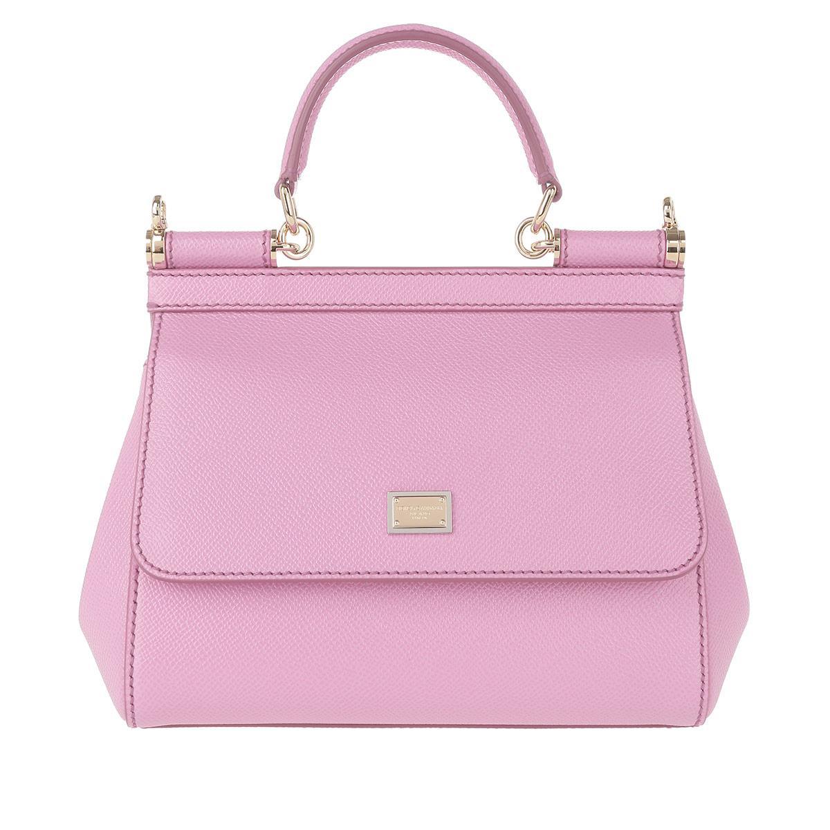 Dolce   Gabbana Mini Crossbody Bag Sicily Vitello Stampa Dauphine ... e81bf4a0f7477