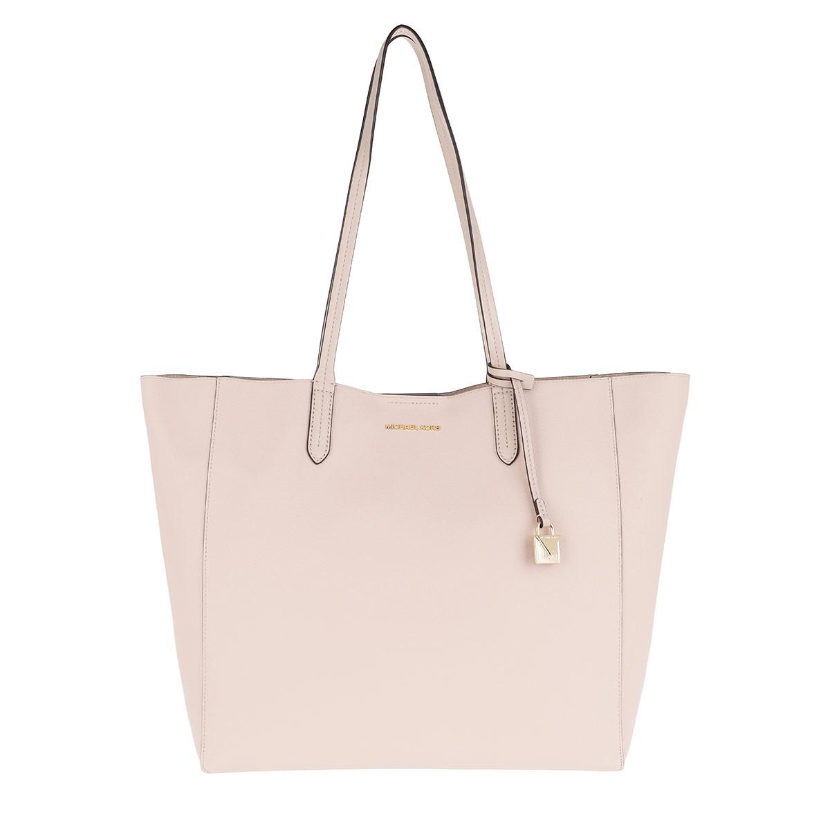 aac3a73c82f4 Michael Kors Penny Lg Tote Convertible Soft Pink in Pink - Lyst