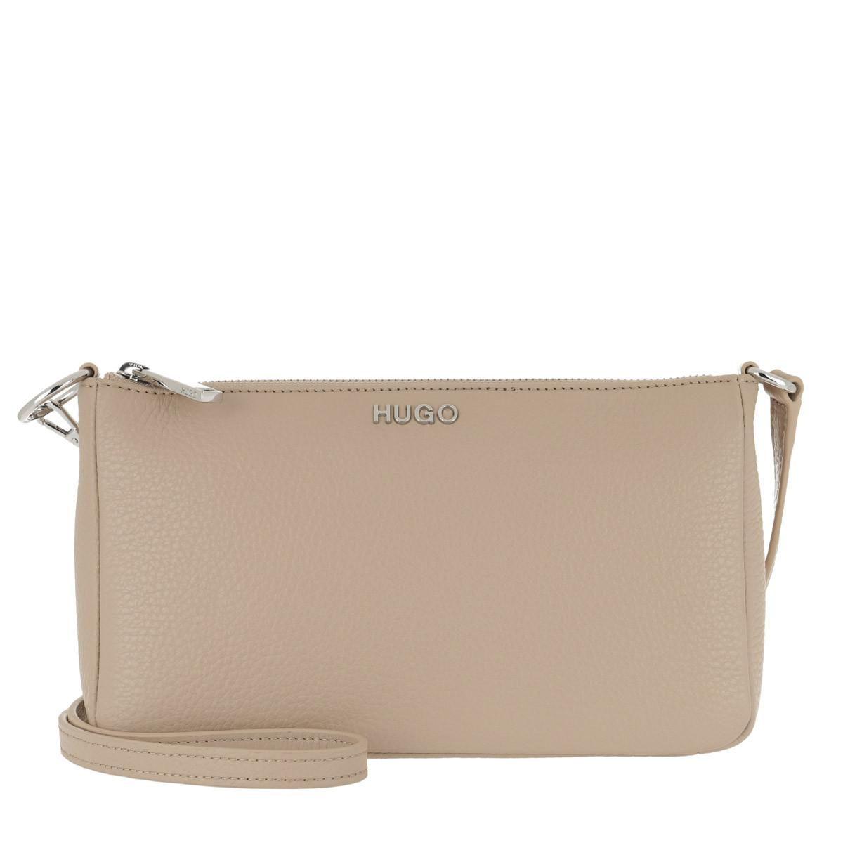 63e179b7702 HUGO Mayfair Mini Bag Light/pastel Brown in Natural - Lyst