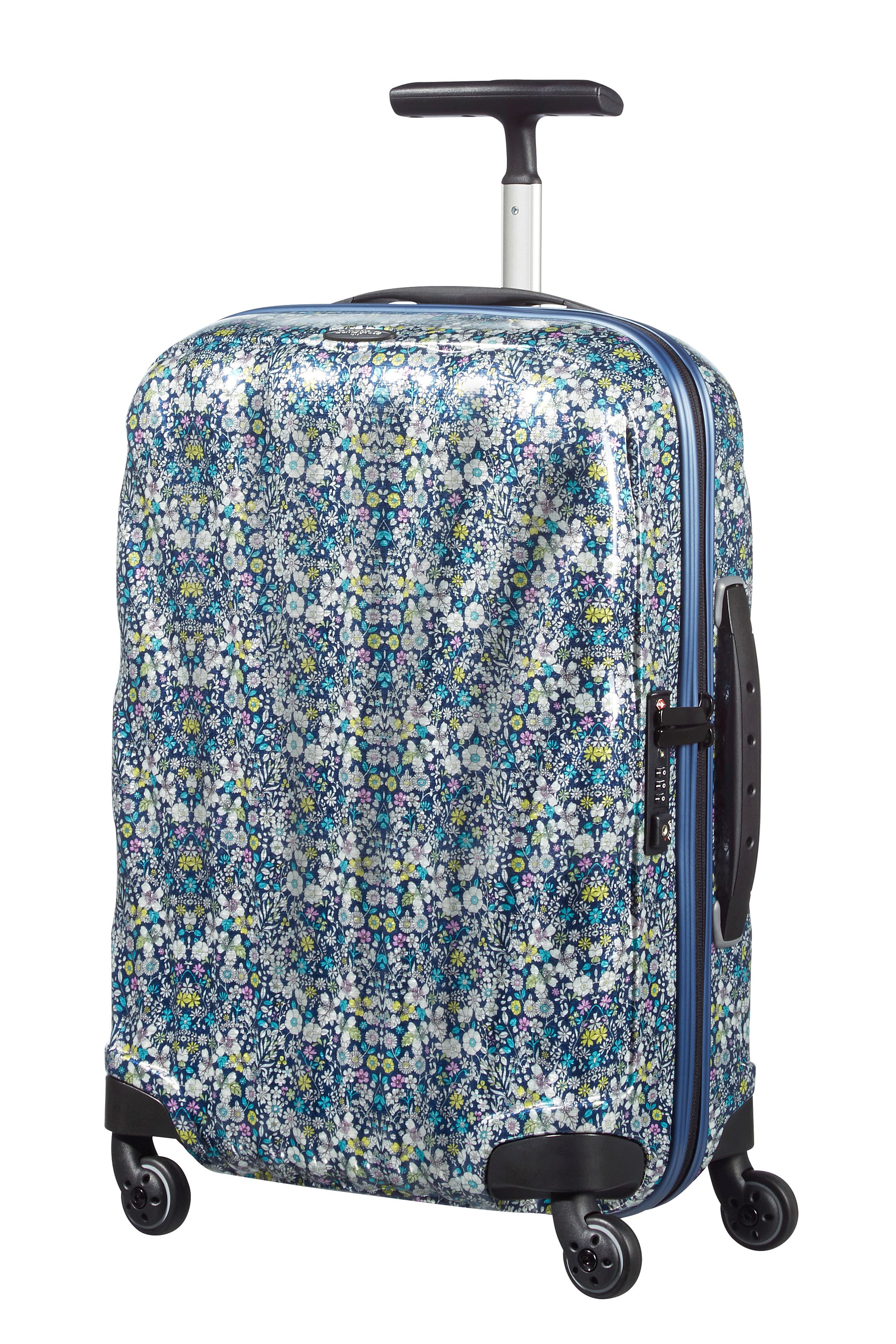 Samsonite Cosmolite 4 Wheel Liberty Print Large Suitcase