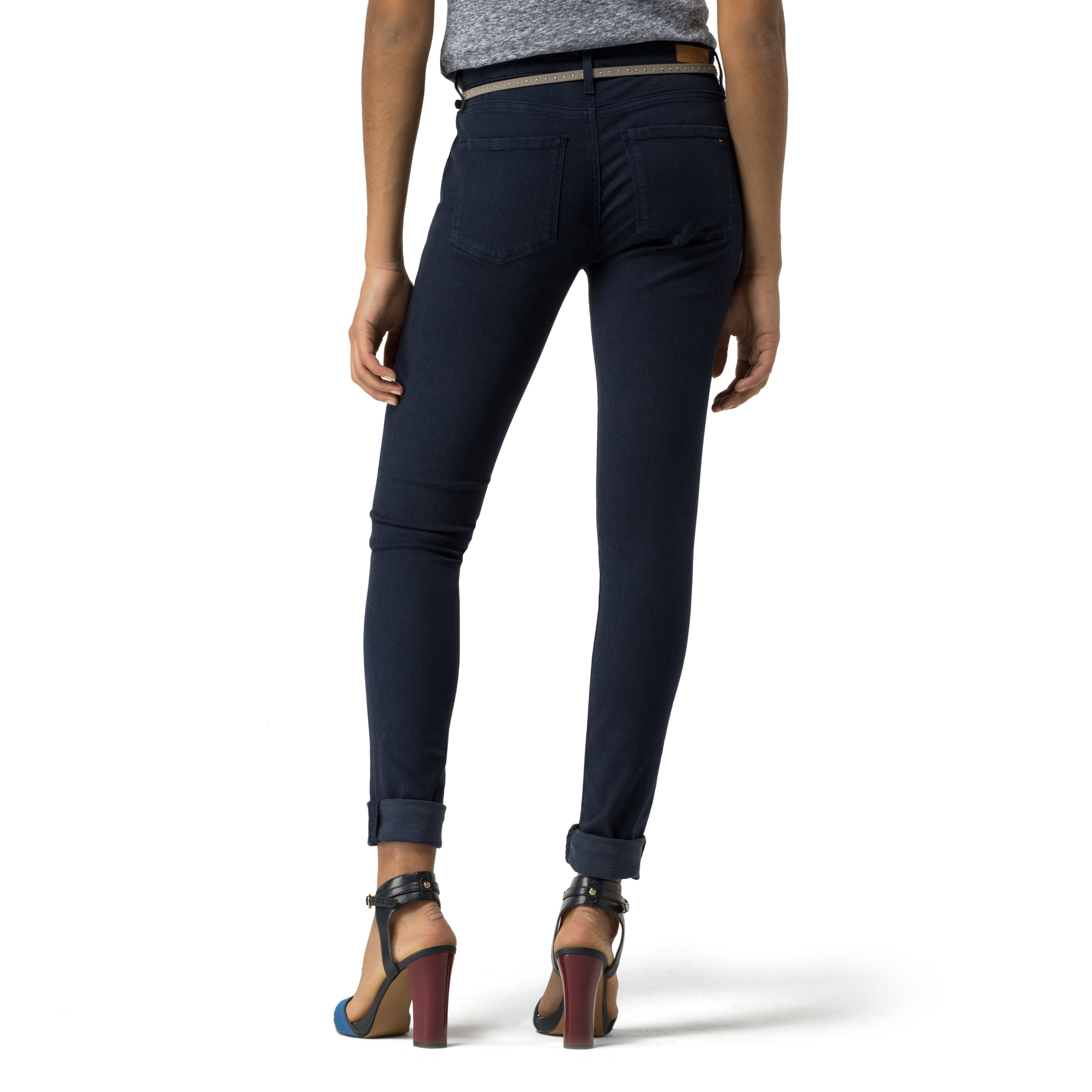 Tommy Hilfiger Como Jeans In Blue