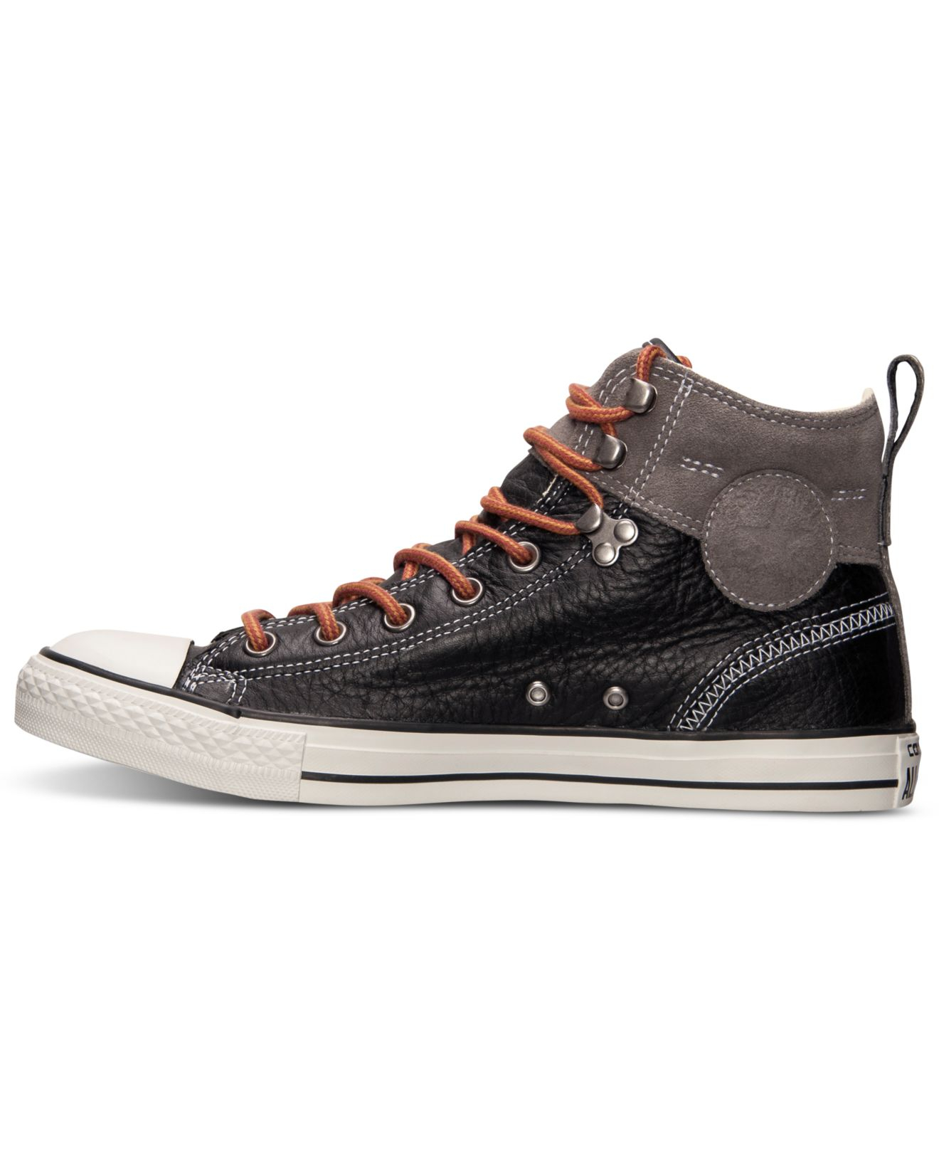the best attitude d0ef7 01ae1 Converse Men s Chuck Taylor All Star Hiker 2 Sneakers From Finish ...