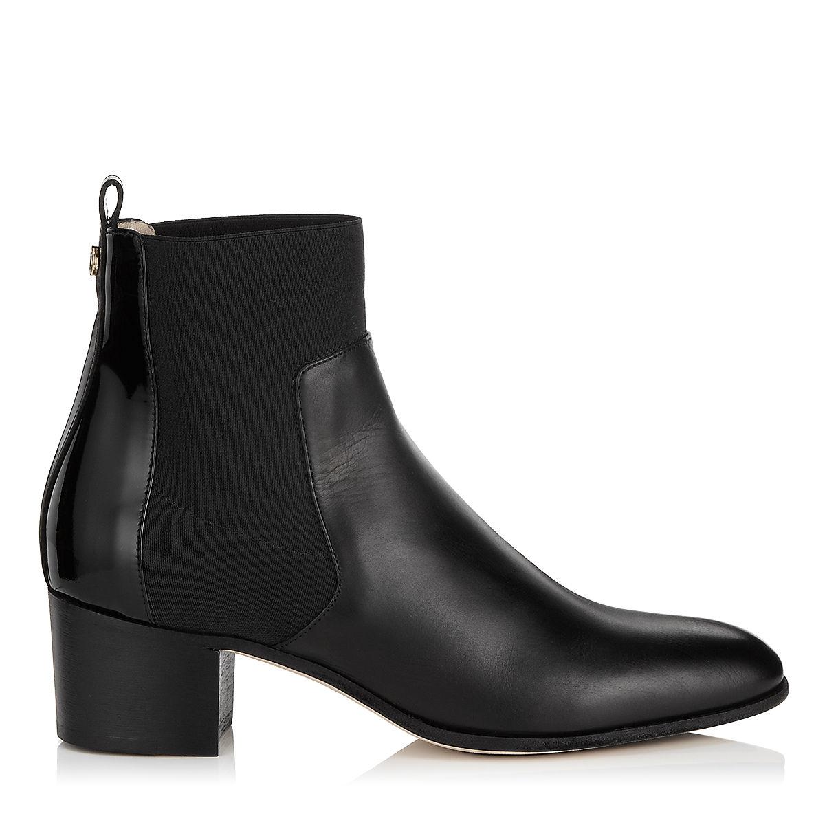Footlocker Pictures Online Free Shipping Amazon Damen Klassische Stiefel TONI Veloursleder Zierriemen schwarz Jimmy Choo London 2018 Newest For Sale Footaction LllZItEa