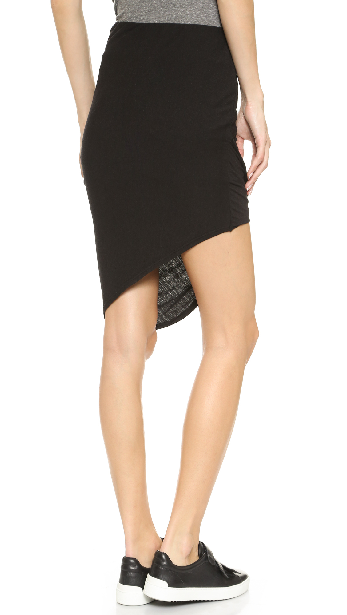 dress beaded evening sleeves neckline jovani skirt long drapes draped