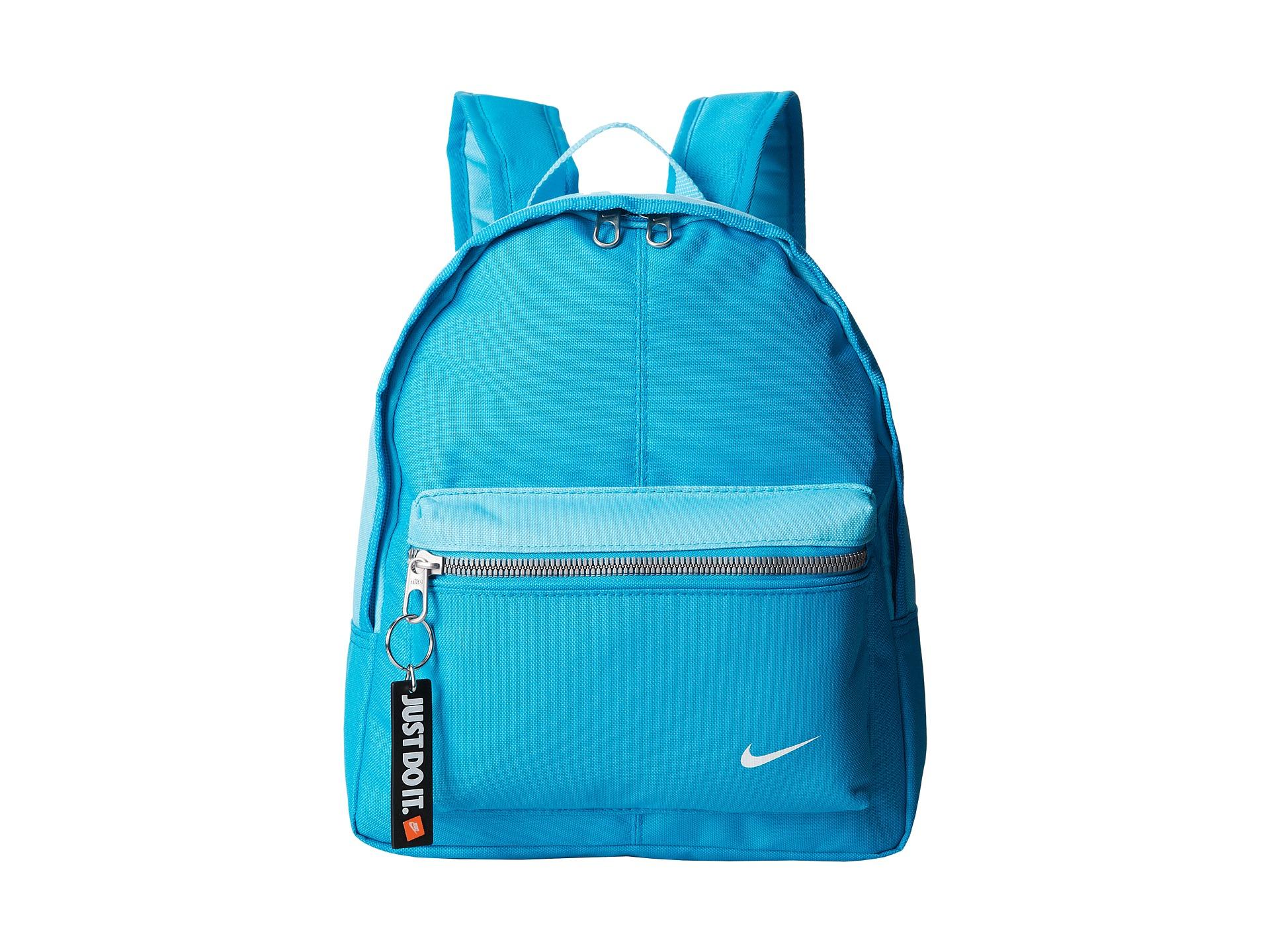 Nike Mini Base Backpack Purple Swiss Paralympic
