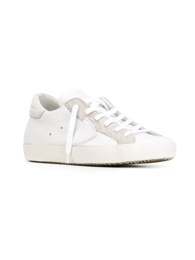 clearance store for sale cheap sale shop Philippe Model low-top sneakers buy cheap big sale purchase for sale sale online shopping ZknsHrLLD