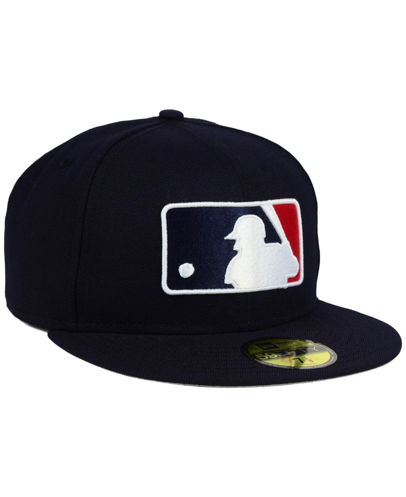 dcab6923ab9b3 ... mlb heather action 9fifty snapback cap heather gray a22c1 ec8b3  cheap  lyst ktz atlanta braves team logo man 59fifty cap in blue for men a3c75  40613