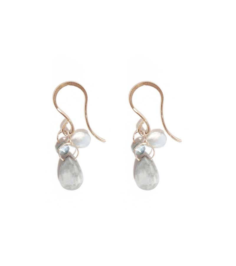 Melissa joy manning gold alexandrite moonstone and cat for Cat s eye moonstone jewelry