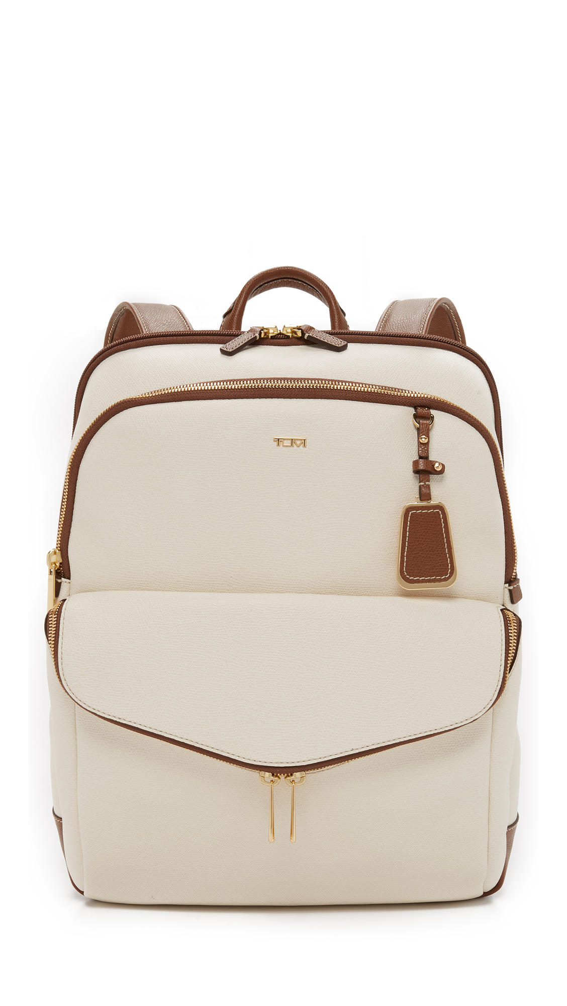 Lyst Tumi Harlow Backpack In Natural