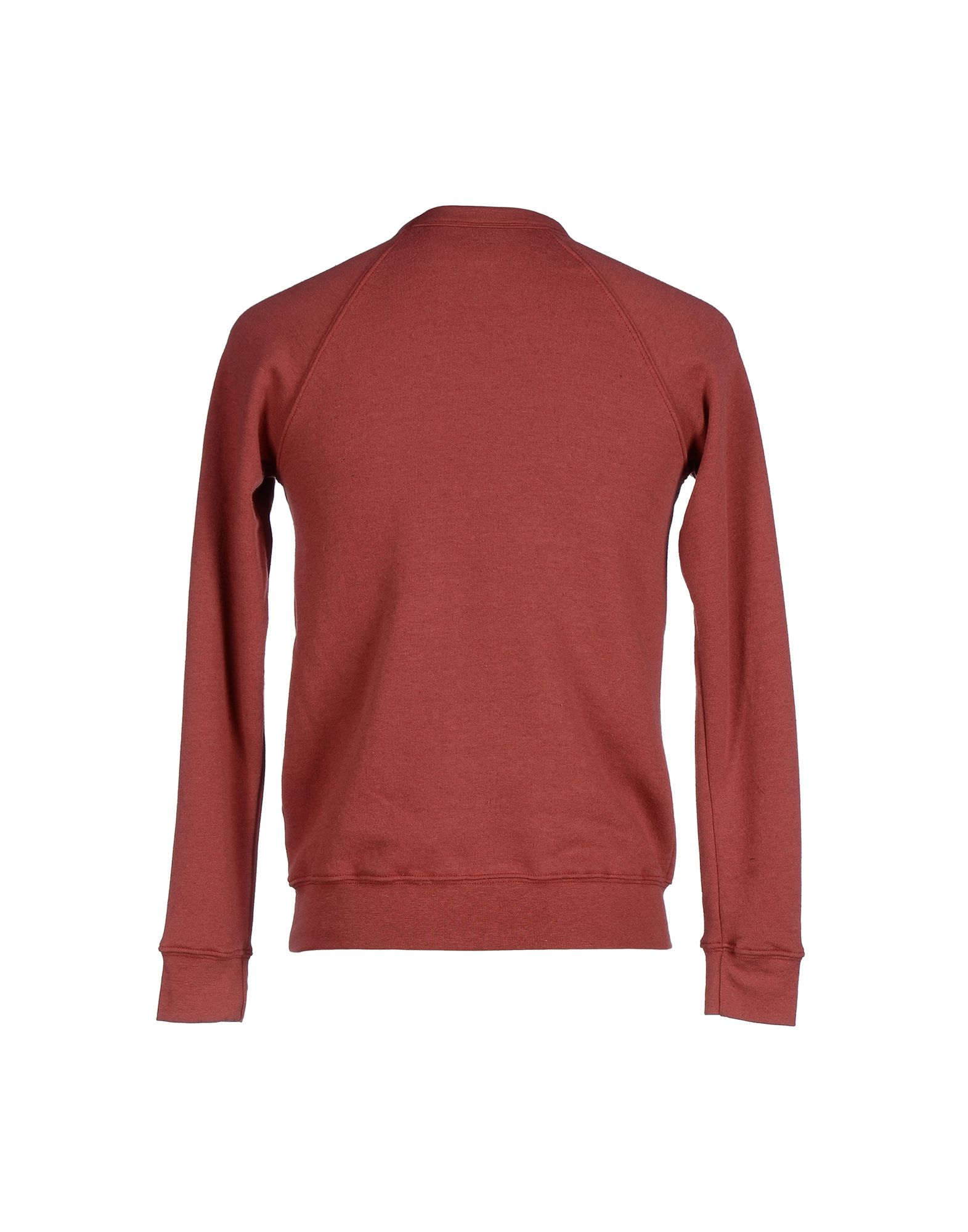 Obey Sweatshirt in Red for Men | Lyst