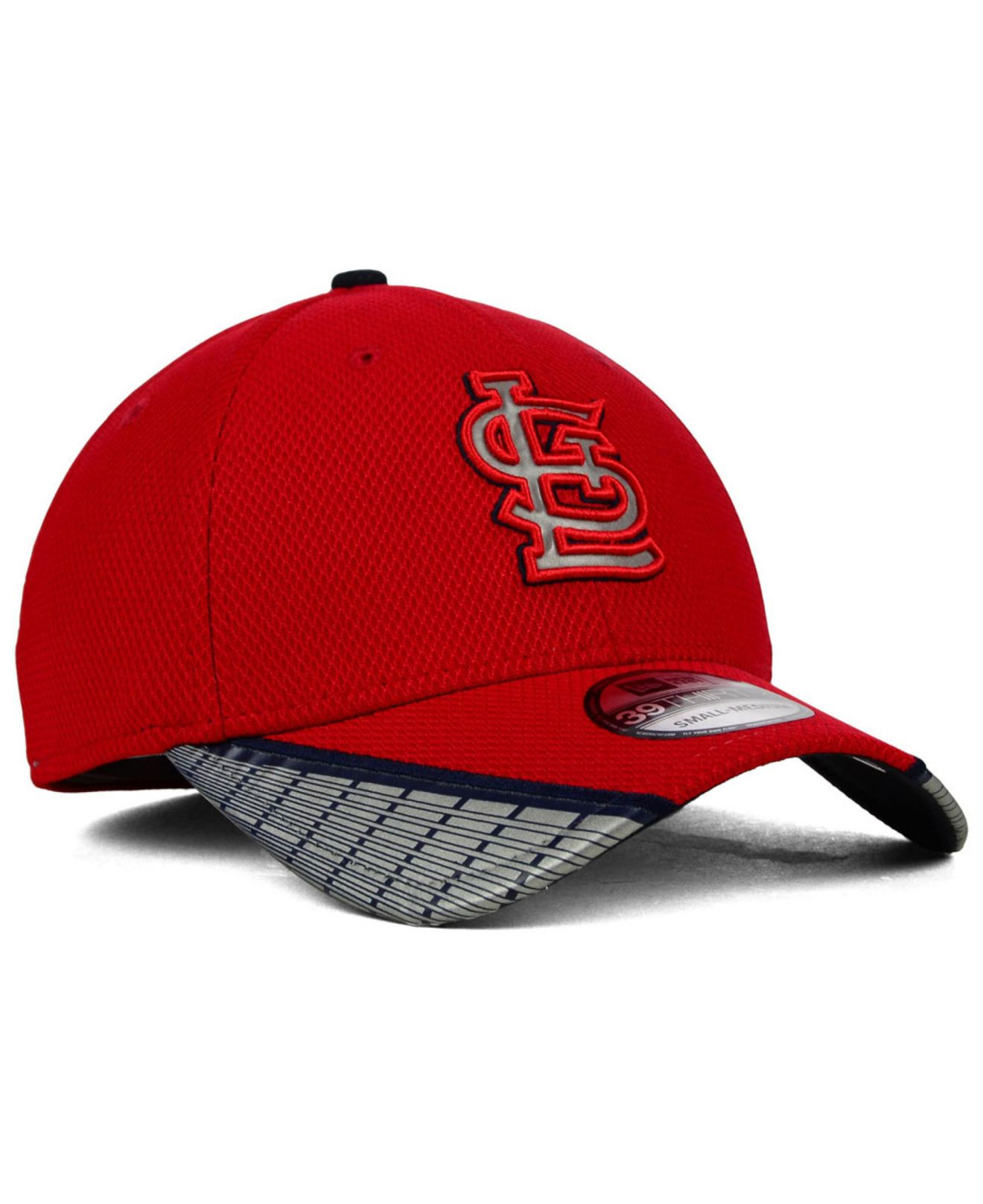 competitive price 3351b 44434 uk new era st. louis cardinals red mlb team classic game 39thirty flex hat  d5b90 54b30  best price gallery. previously sold at macys mens baseball caps  ...
